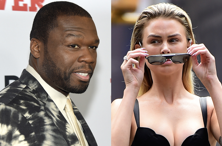 50 Cent and Lala Kent