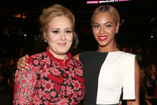 Beyoncé and Adele Are Reportedly Collaborating on Music and Fans Have Mixed Feelings