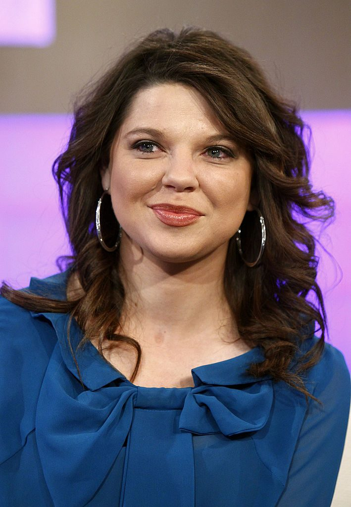 Amy Duggar appears