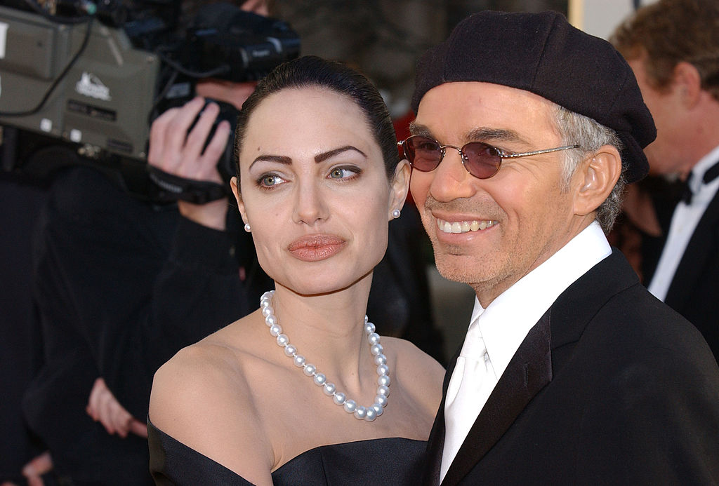Angelina Jolie Has Apparently Been Talking To Her Ex Billy Bob Thornton Connie angland, 22 октября 1964 • 56 лет. angelina jolie has apparently been talking to her ex billy bob thornton