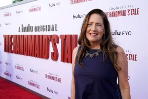 Ann Dowd Reveals Her Feelings About Her Character's Unlikely Role in 'The Testaments'