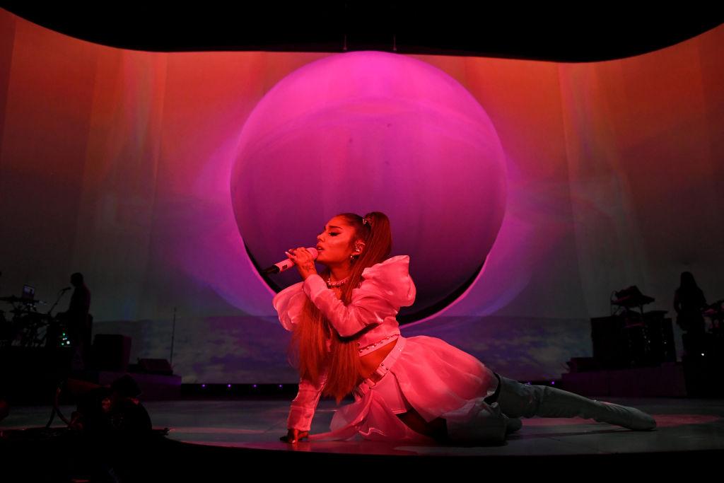 Ariana Grande Miley Cyrus Lana Del Rey