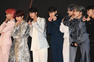 BTS's song 'Mic Drop' Spends 100 Weeks on the World Digital Song Sales Chart