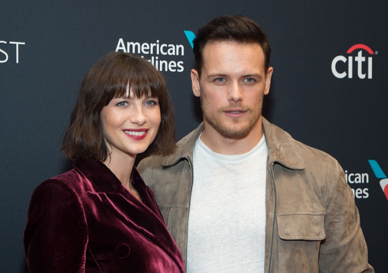 'Outlander': Caitriona Balfe and Sam Heughan Share New Details About Season 5 in Video