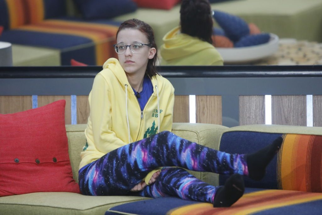 Big Brother 21 Nicole Head of Household