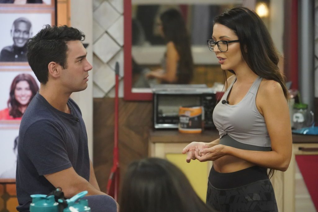 Big Brother 21 Tommy goodbye messages