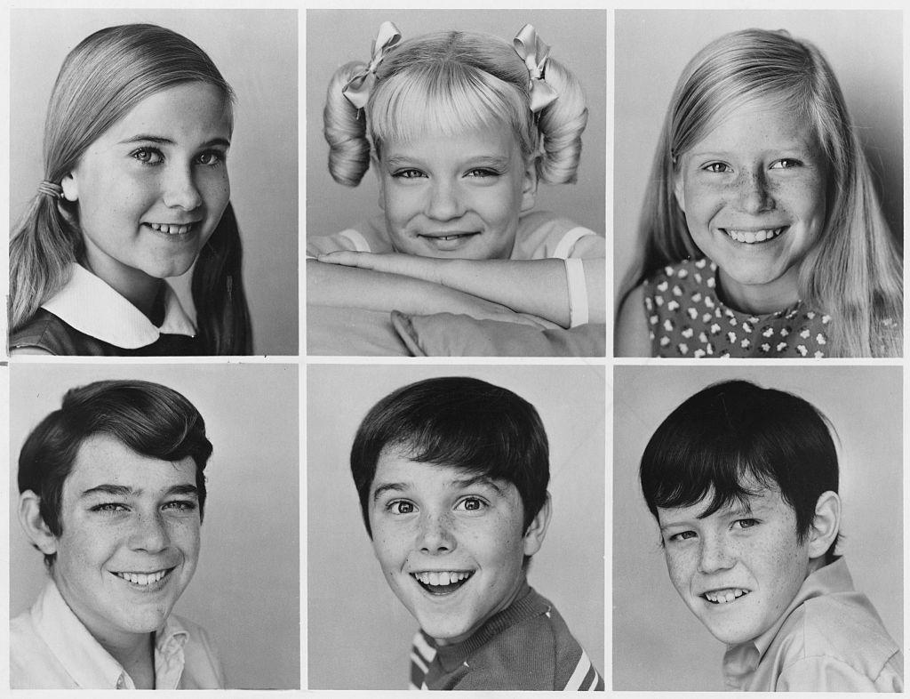 Brady Bunch kids
