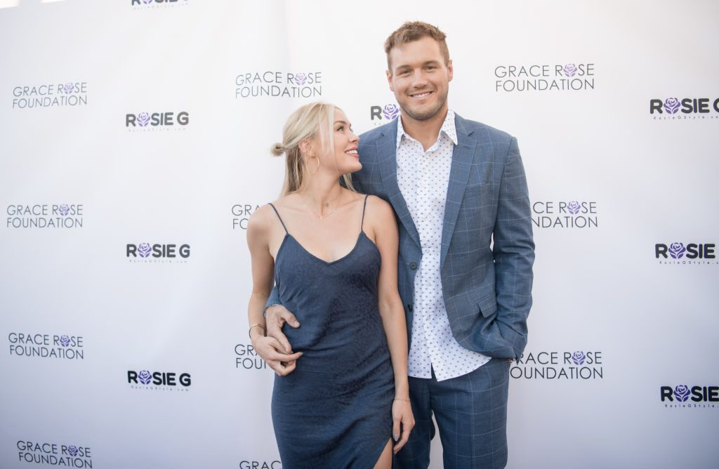 The Bachelor stars Cassie Randolph & Colton Underwood