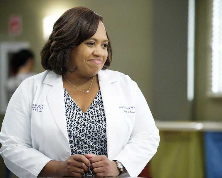 Chandra Wilson to Departed 'Grey's Anatomy' Co-Stars: 'Being