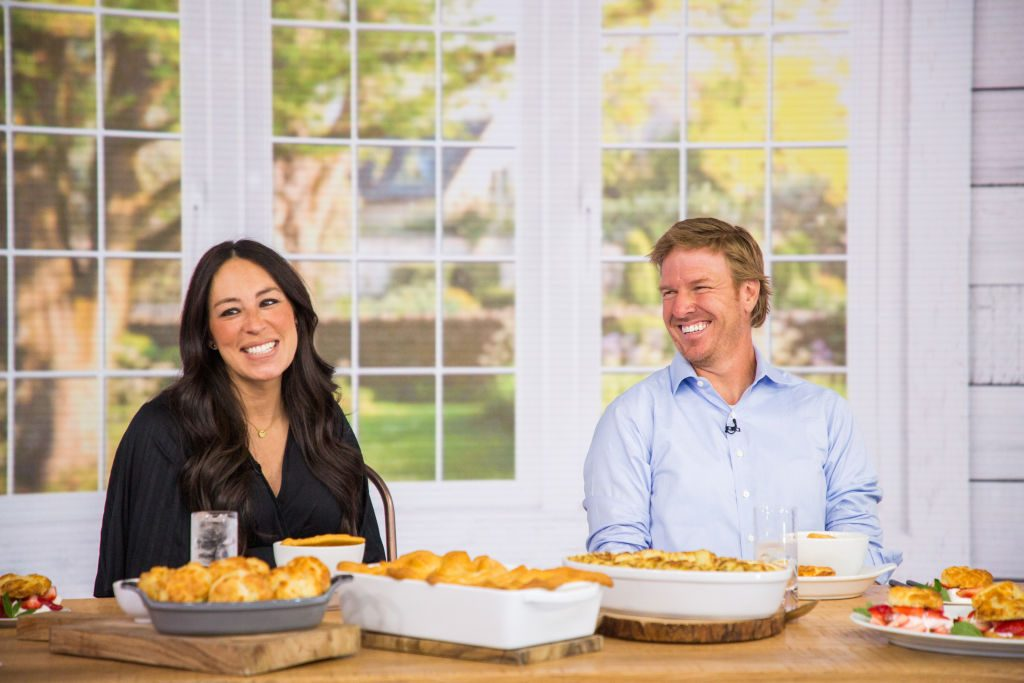 Chip and Joanna Gaines | Nathan Congleton/NBC/NBCU Photo Bank via Getty Images