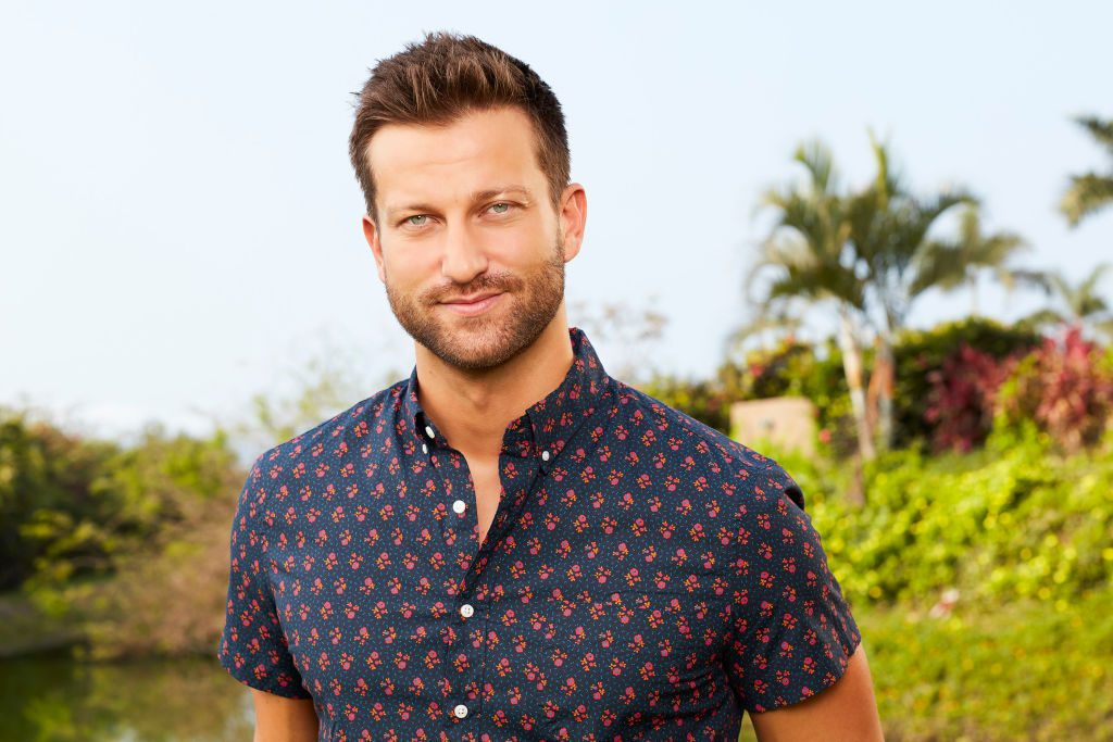 Chris Bukowski of Bachelor in Paradise