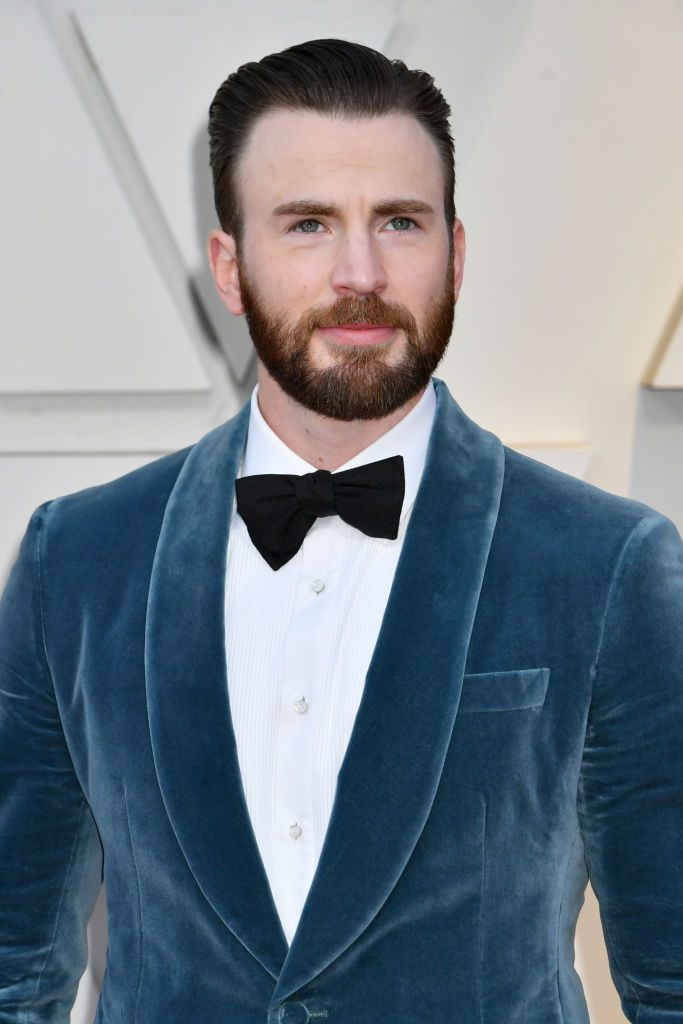 MCU star Chris Evans