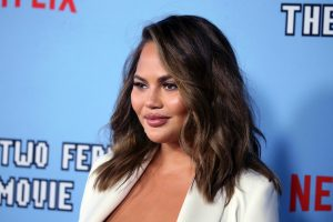 How Chrissy Teigen's First 'Normal' Job Launched Her Modeling Career