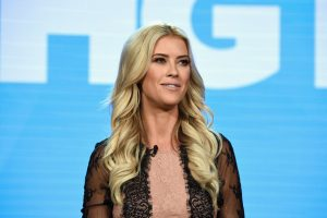HGTV's Christina Anstead Takes a Time Out After Overdoing It