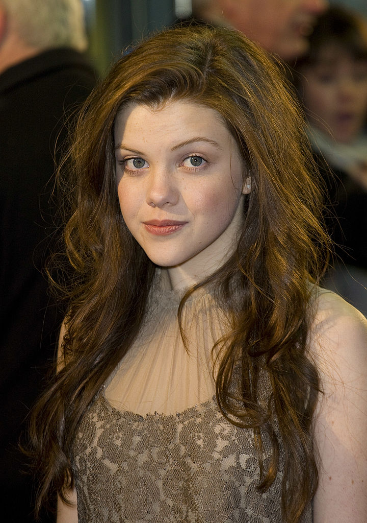 Georgie Henley at the Chronicles of Narnia: Voyage of the Dawn Treader Premiere