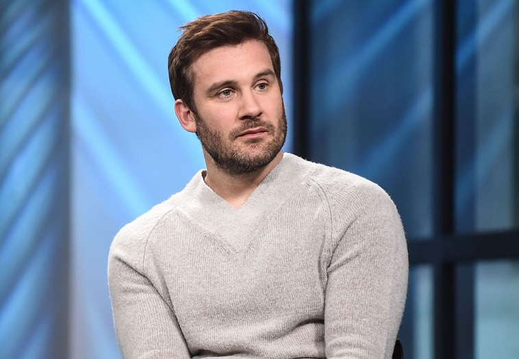Clive Standen attends the Build Series