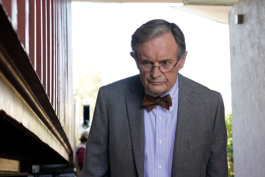 David McCallum in a scene from NCIS | Cliff Lipson/CBS via Getty Images