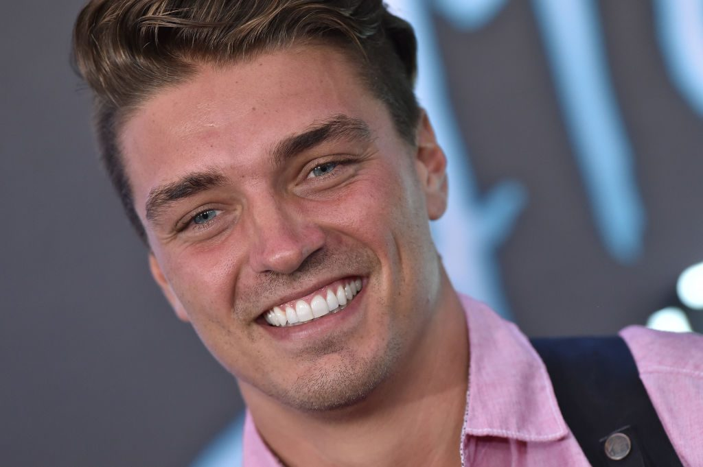 Dean Unglert from 'Bachelor in Paradise'