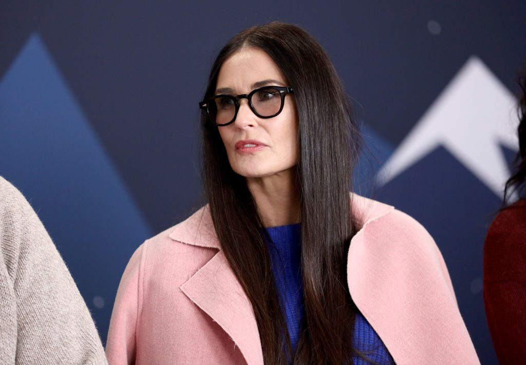 Demi Moore Reveals Why...