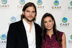 Did Ashton Kutcher Just Respond to Demi Moore's Cheating Allegations?