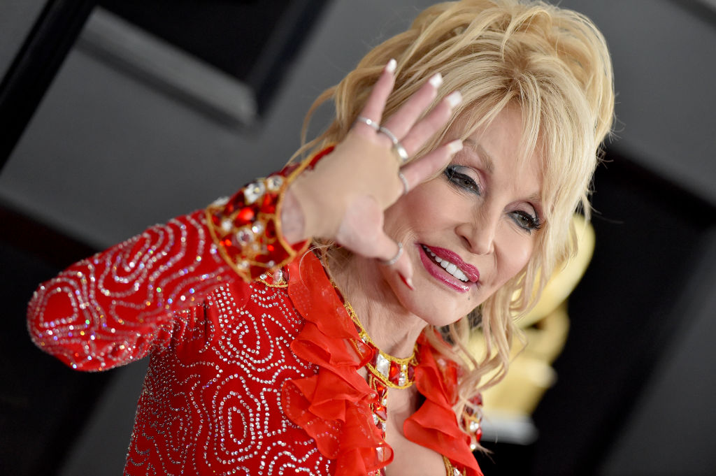 Dolly Parton Said She 'Had To Be A Part Of' This Song