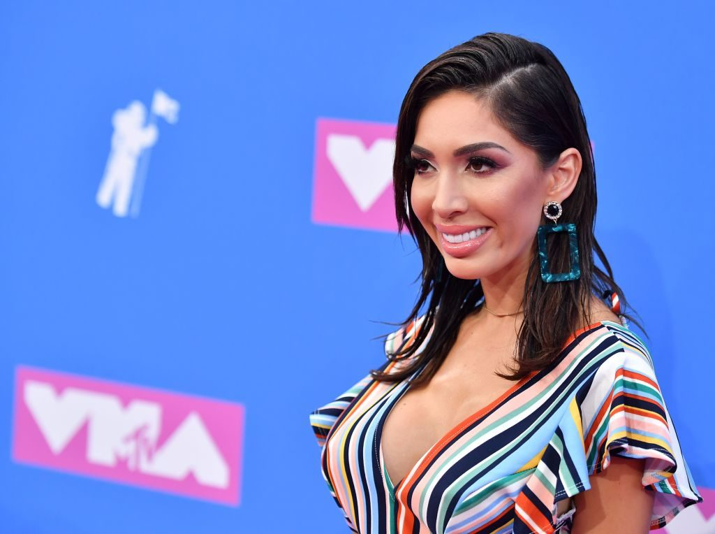 Farrah Abraham | Angela Weiss/AFP/Getty Images