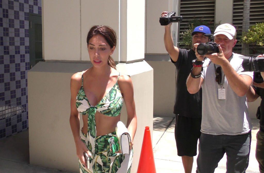 Farrah Abraham in 2018 | Hollywood To You/Star Max/GC Images