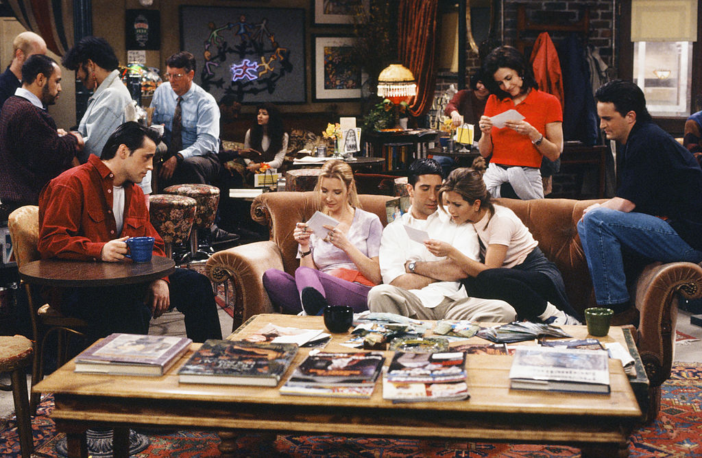 Where the 'Friends' characters would be today