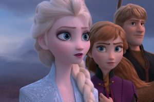 This 'Frozen 2' Scene 'Was Like 'Frozen' and 'Moana' Got Together to Gang Up On a Brother' Says Animator