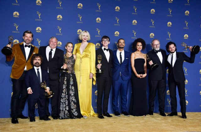 Game of Thrones Emmy record