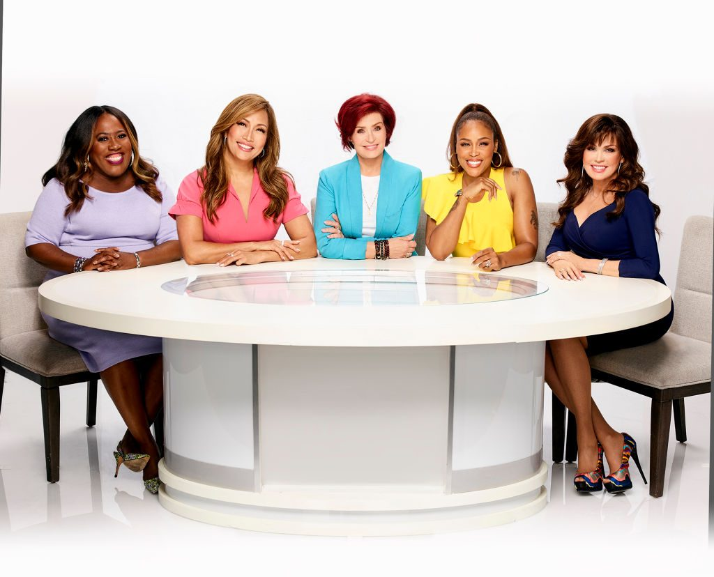 Hosts of 'The Talk'