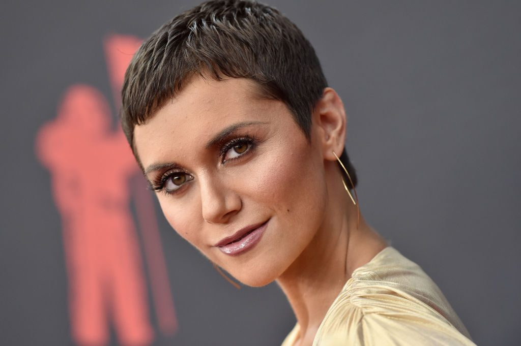 Alyson Stoner attends the 2019 MTV Video Music Awards