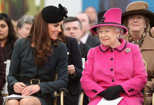 Kate Middleton and Queen Elizabeth no longer have a close relationship.