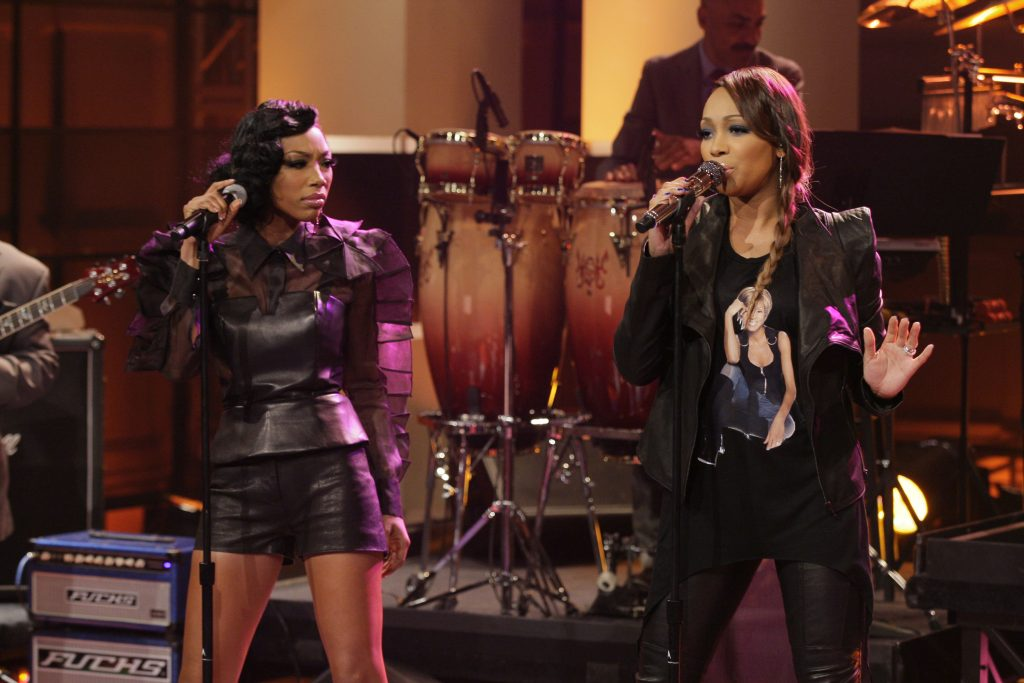 Inside the Moment Monica Punched Brandy
