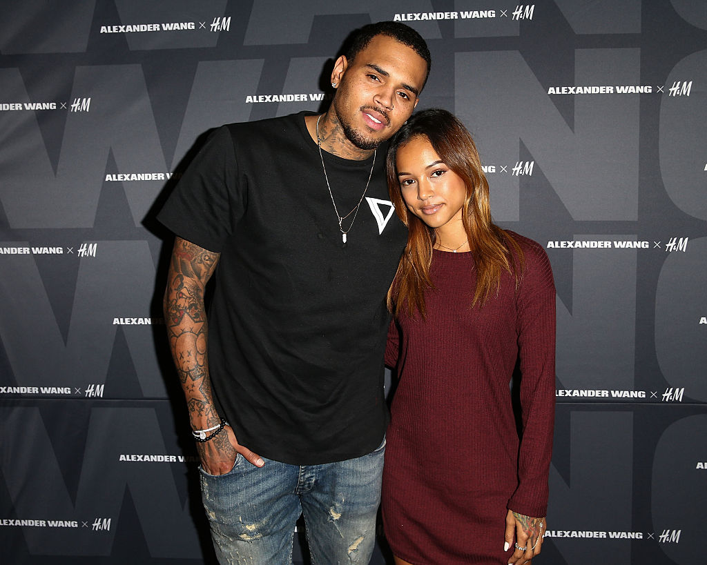 whose chris brown dating