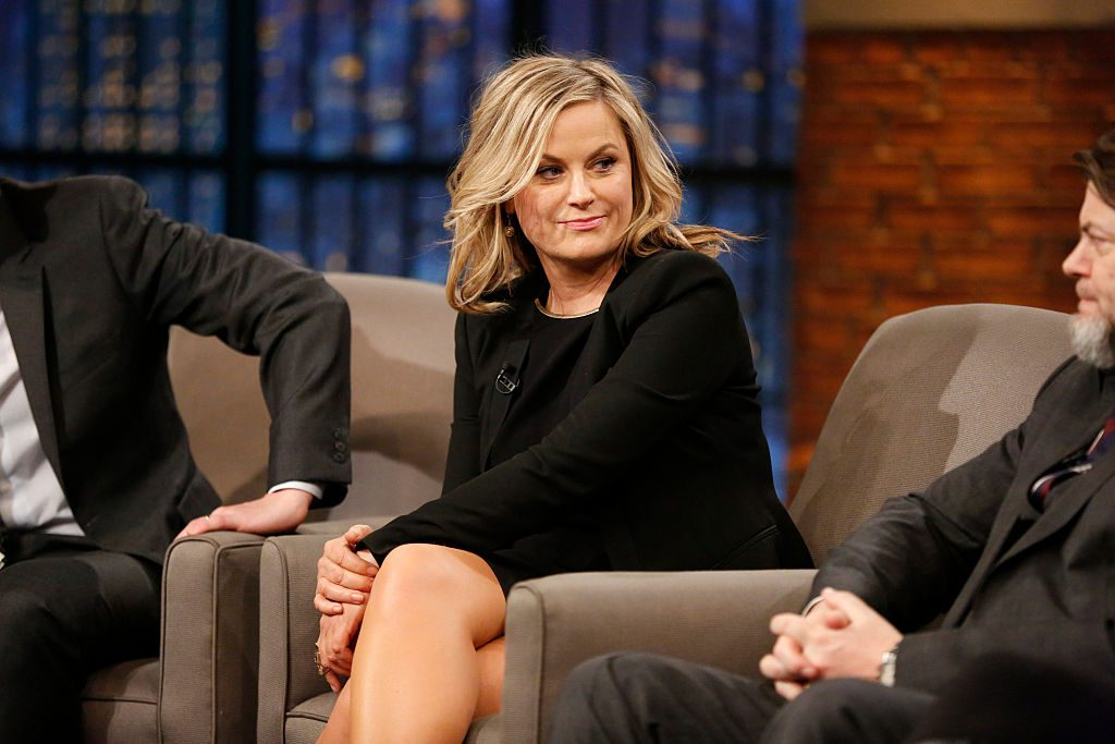 Amy Poehler of 'Parks and Recreation'