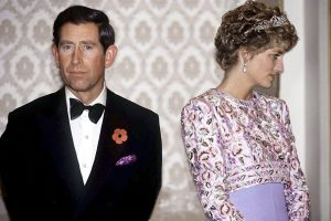 Princess Diana Was 'Deeply Paranoid' Of Camilla Parker Bowles Claims New Report