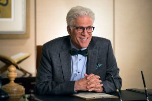 'The Good Place's' Ted Danson Will Accomplish This Very Rare Feat If He Takes Home a Trophy at the 2019 Emmys