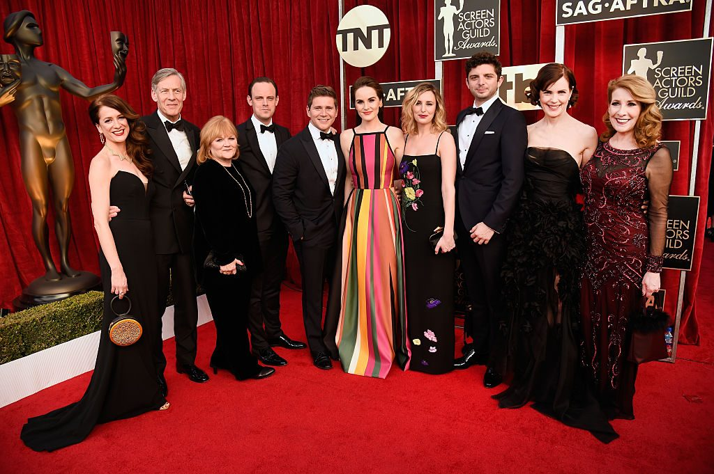 Cast of 'Downton Abbey'