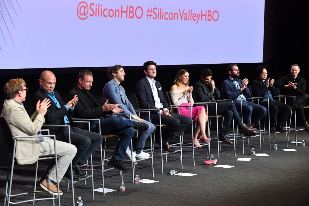 HBO's 'Silicon Valley' cast