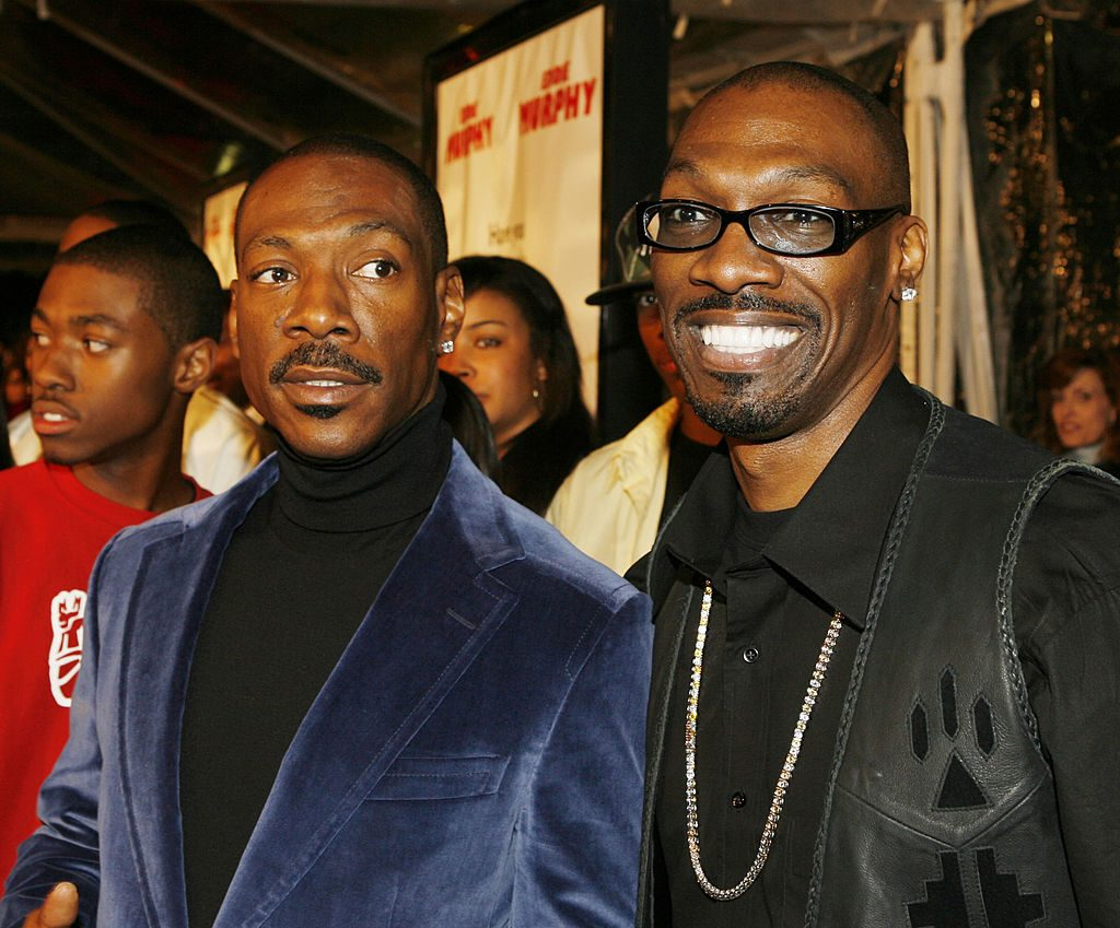Here's Why Eddie Murphy's Brother Charlie Didn't Think The Comedian Would Return to Stand-Up