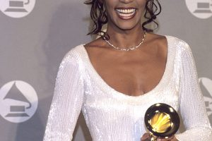 Are Fans Excited About the Whitney Houston Hologram Tour?