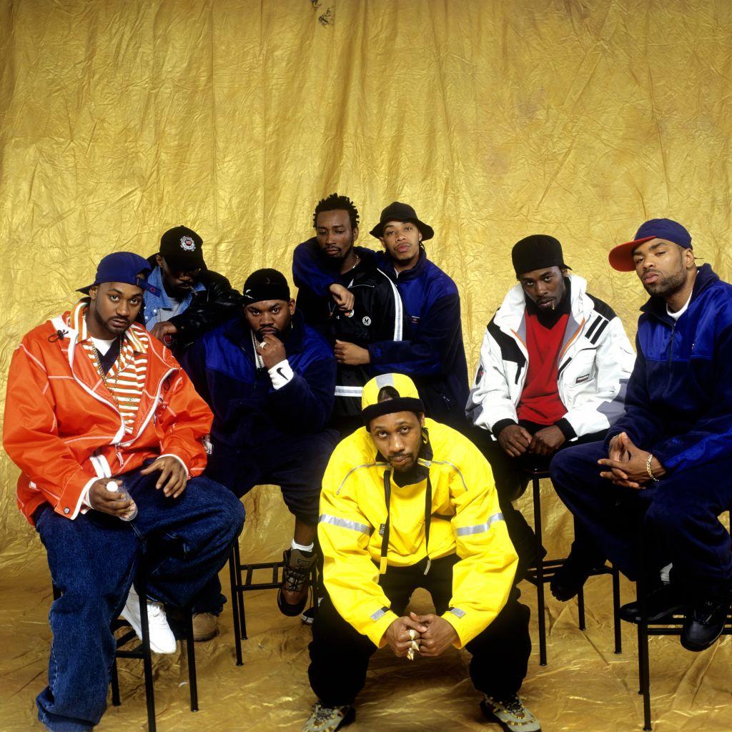 Wu Tang Clan · Method Man, Rza, Gza, Ghostface Killah