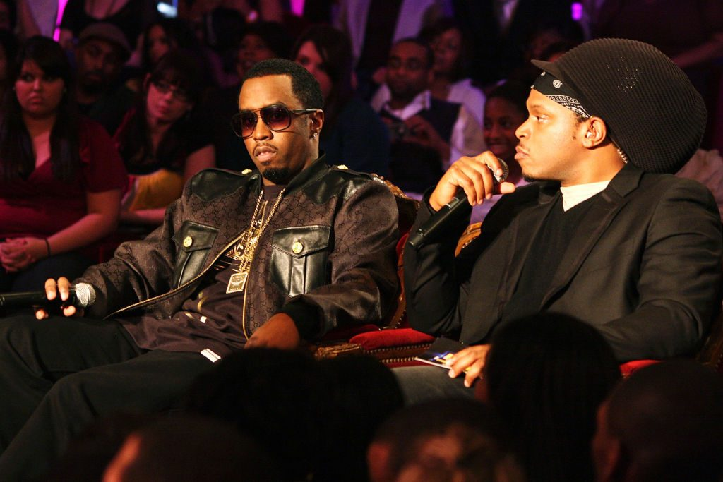 Diddy and Sway