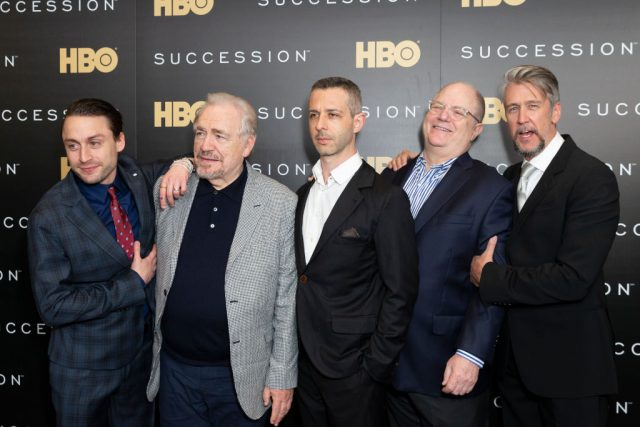 Sucession Emmys