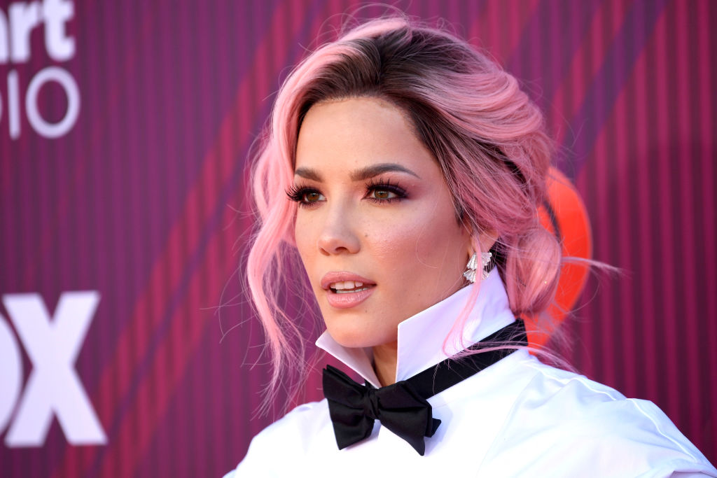 Halsey Claps Back at a Talk Show Host Who Almost Insulted BTS