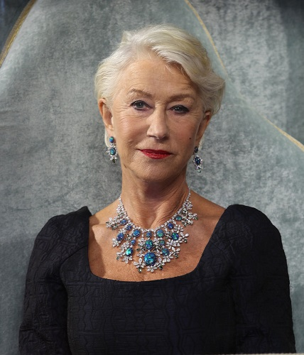 Dame Helen Mirren attends the 'Catherine The Great' premiere