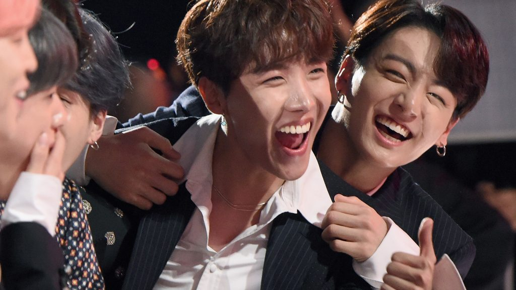 J-Hope from BTS at the 2019 Billboard Music Awards