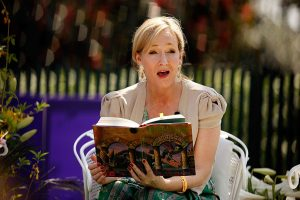 The Most Amazing Thing About JK Rowling's Life Story