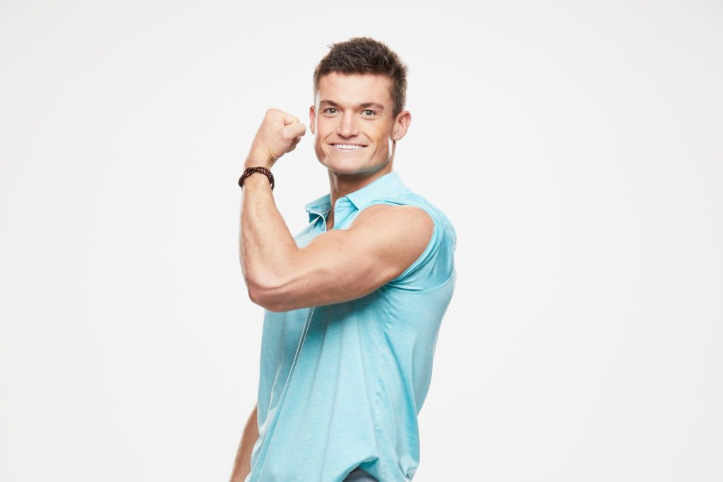 Jackson Michie on 'Big Brother'